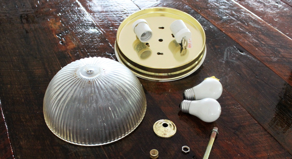 Cheap Boob Light Turned Diy Rustic And Industrial Bucket Light