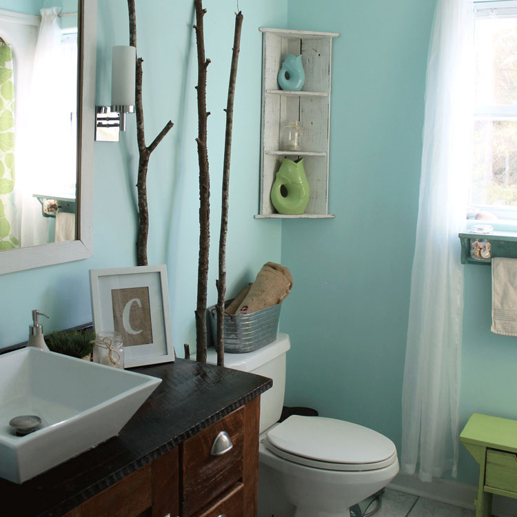 My DIY Guest Bathroom Reveal