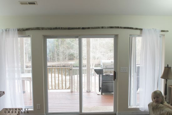 Have You Been Searching For An Easy Way To Create A Curtain Rod? Learn How