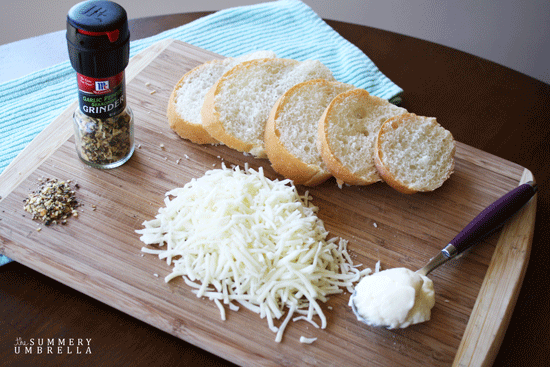 Who's hungry? Today, I am going to show you how to make the BEST 4 ingredient garlic cheese bread you've ever tasted!