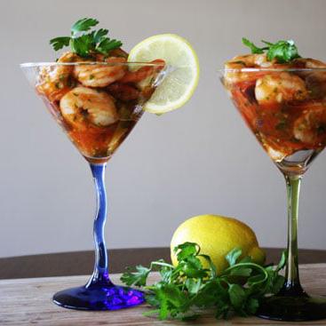 Easy Shrimp Cocktail