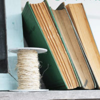 diy spool twine