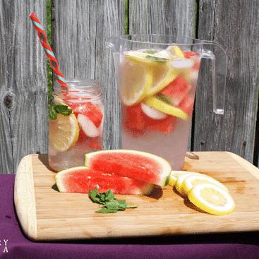 Rejuvenating Detox Drink