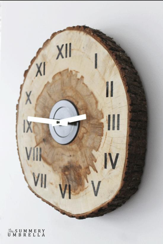 diy-wood-slice-clock-10