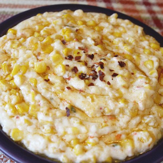Yummy and Festive Corn Dip Recipe