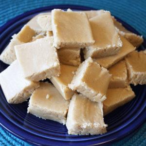 Super Simple Peanut Butter Fudge