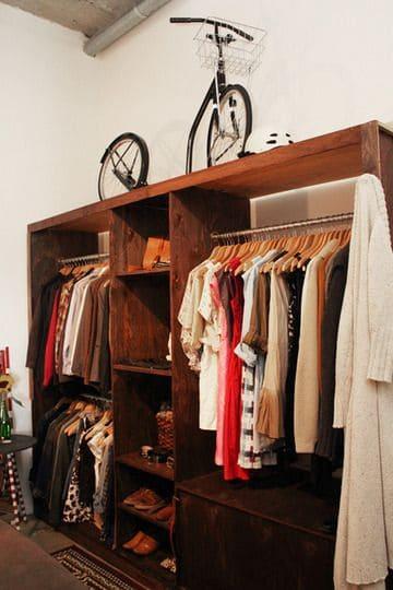 12 Amazingly Rustic Closets The Summery Umbrella