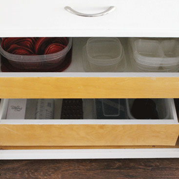 5 Simple Steps for an Organized Cabinet