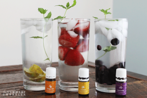3 Ways to Hydrate with Flavored Water