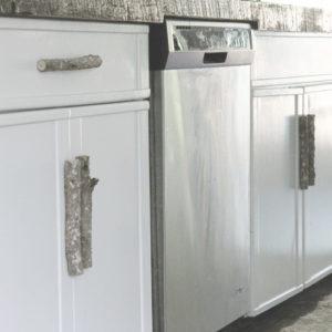 Rustic Kitchen Door Handles