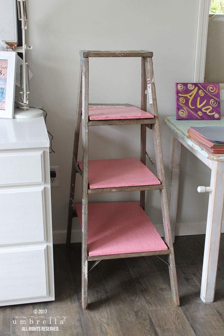Believe It Or Not, I Actually Had Different Plans For This Ladder When I  Originally Purchased It. Shocking, Right?