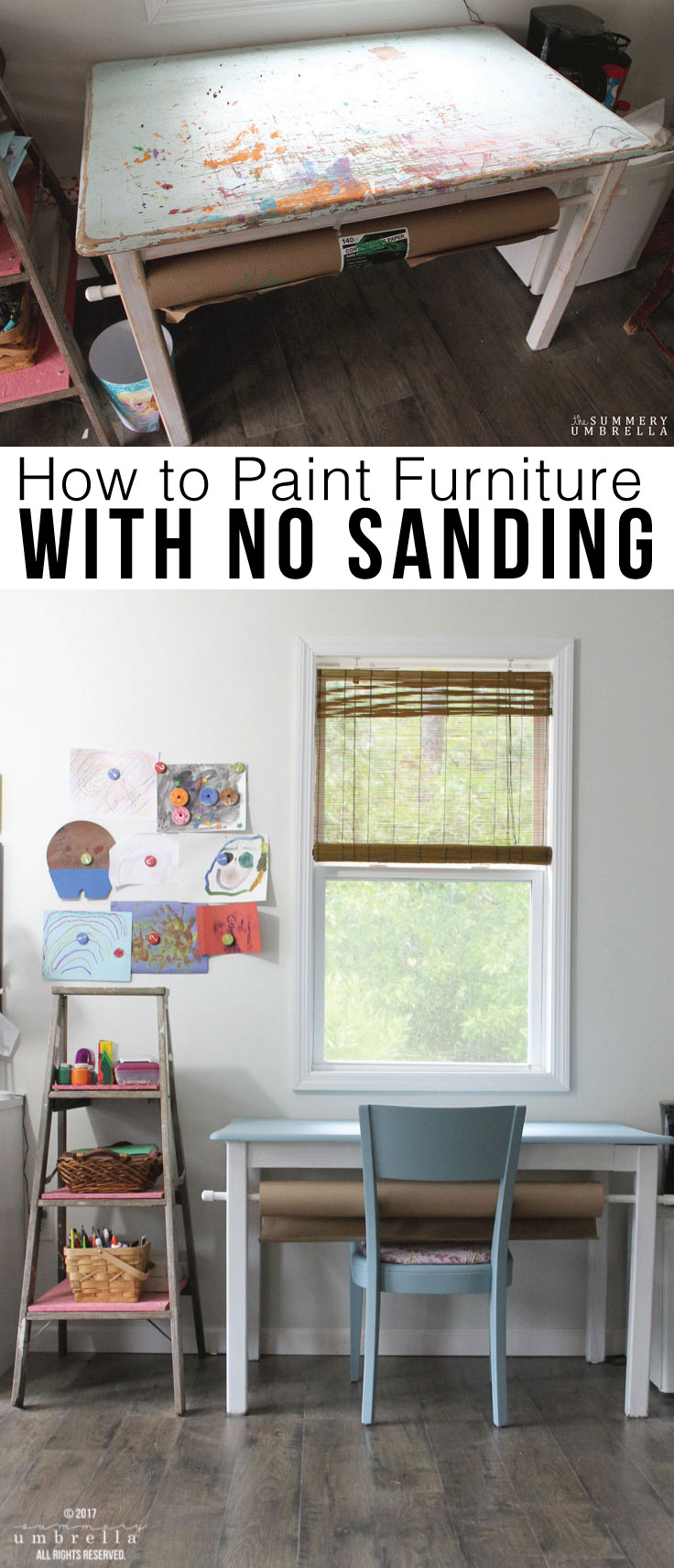 Learn how to paint furniture like a pro! It'll only take a few simple steps, and very minimal prep work. Are you in? Let me show you how!