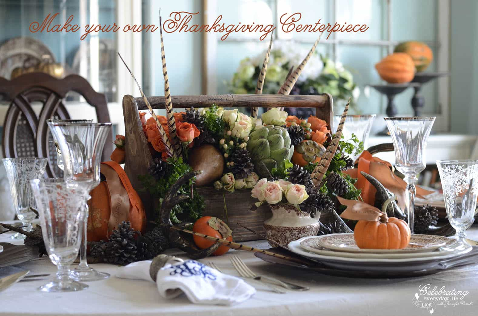 Rustic thanksgiving table ideas that will make you swoon