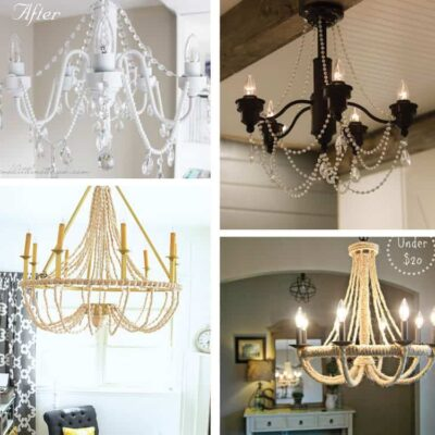 12 DIY Lighting Ideas for the Bedroom
