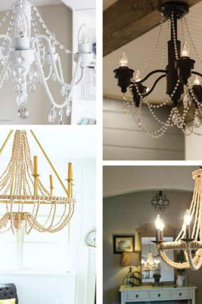 12 DIY Lighting Ideas for the Bedroom