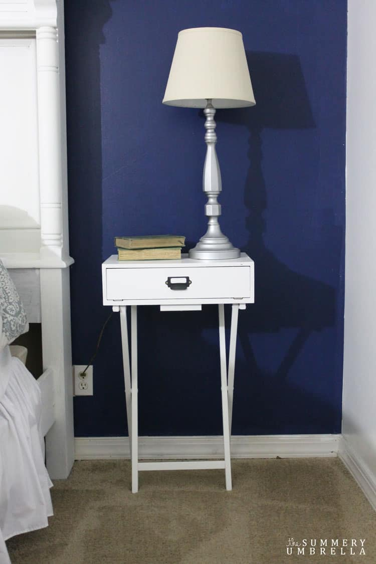 The Easiest Pottery Barn Inspired Diy Nightstand Of Your