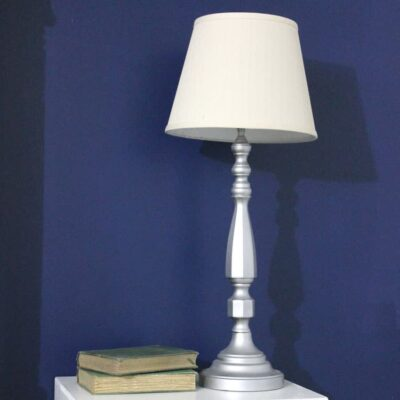 Easiest, Prettiest, and Most Cost Efficient Lamp Upcycle