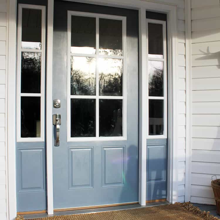 Meaning Of Shut The Front Door: Our Shut The Front Door Upgrade!