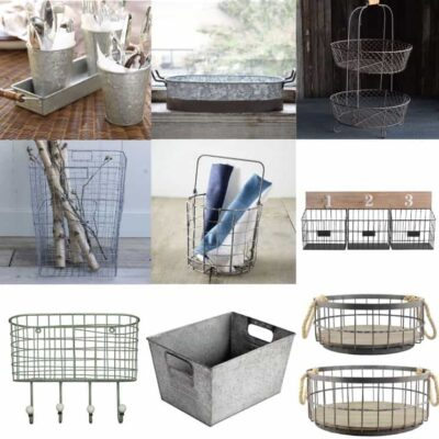 15 Industrial Storage Ideas Under $50