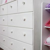 how to repaint a vintage dresser