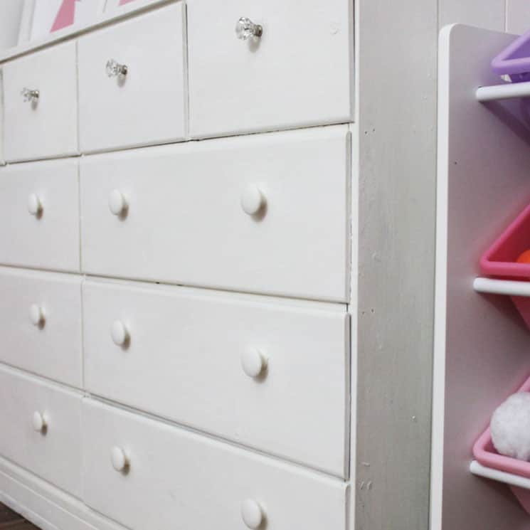 Stunning Diy Vintage Dresser Makeover Before And After