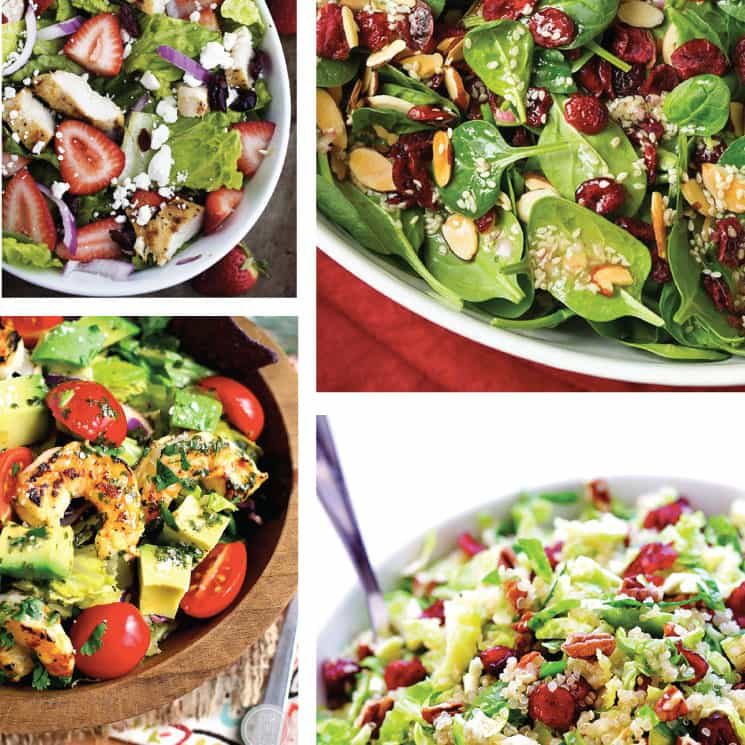 8 Delicious Spring Salads You Need to Try Now!