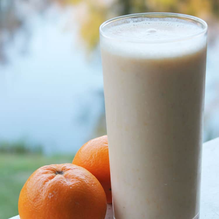 Energizing Citrus Smoothie