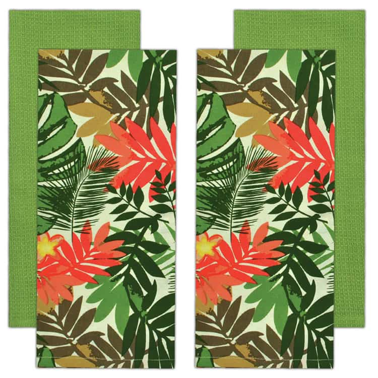 Here are a few of my favorite things this season with the ever so popular palm and banana leaf prints. Check out a few of these gorgeous ideas!