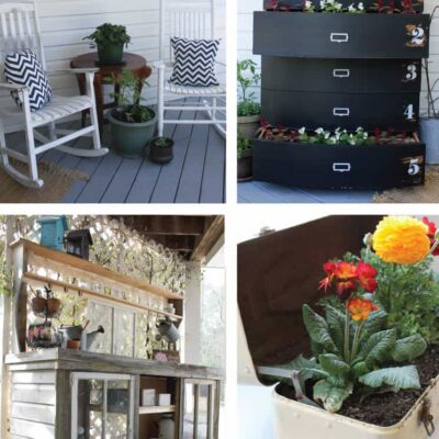 13 DIY Outdoor Projects to Enhance Your Outdoor Space