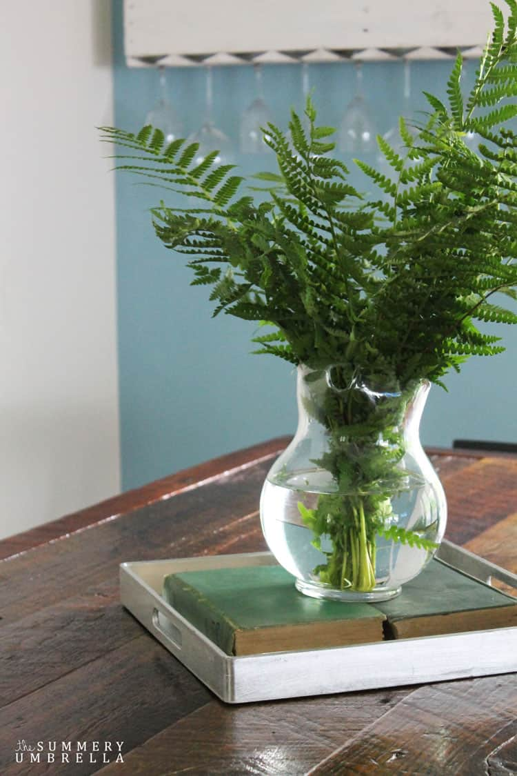 spring-fern-centerpiece