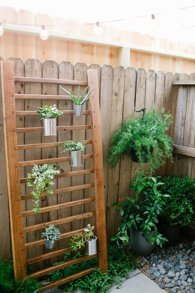 Balcony or patio makeover on a budget for Deck makeover on a budget