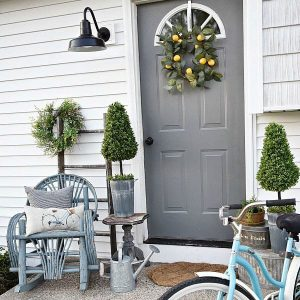 How to Create a Beautiful Front Entrance