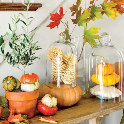 Red, Orange, and Yellow: How to Incorporate Fall Decor for a Cozy Home Aesthetic