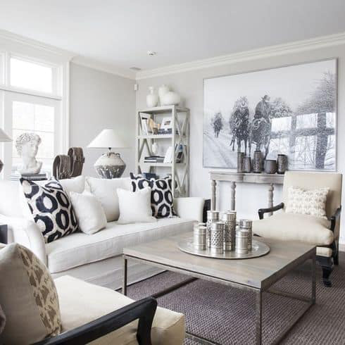How to Mix Neutrals with Bright Colors
