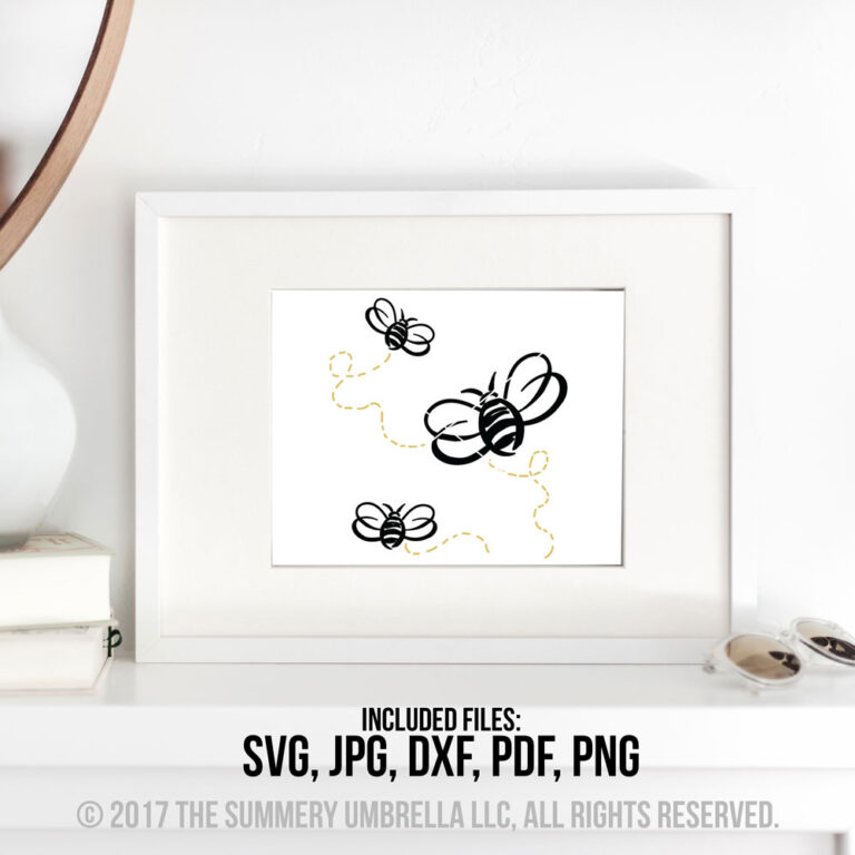 bees svg