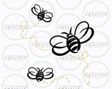 bees printable