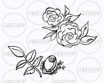 roses printable