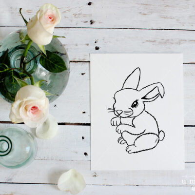 NEW Easter Cut Files in the Shop!