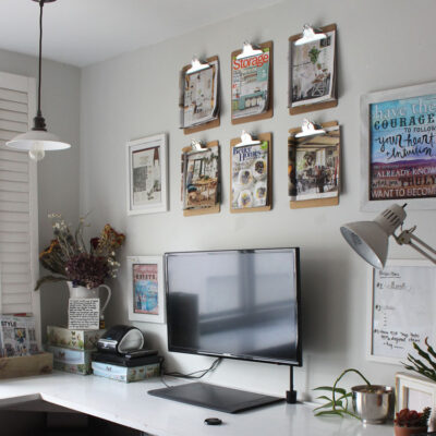How to Decorate Your Home Using Handmade Signs