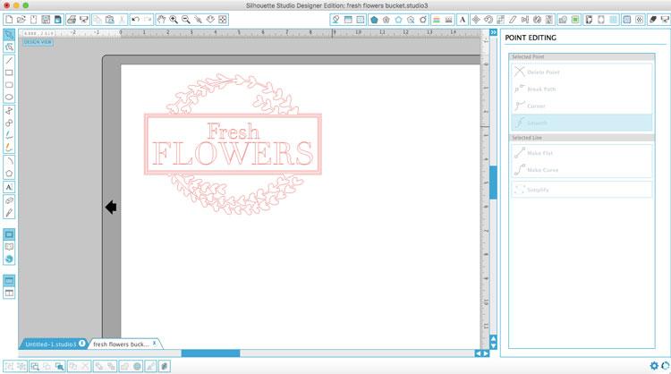 silhouette cameo design studio