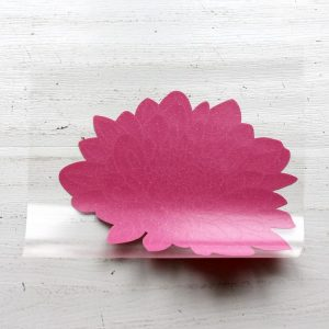 How to Use Silhouette Heat Transfer Vinyl PLUS Free Flower Cut File