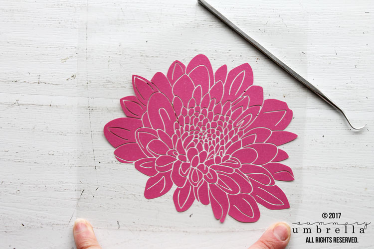 Learn how to add a little spice to your project with Silhouette Heat Transfer Vinyl! PLUS, in this tutorial I'm giving away a few flower cut file. Win-win!