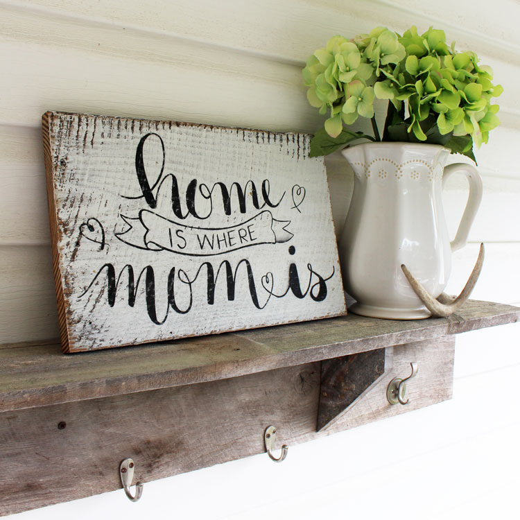 My Favorite Tips and Tricks for Making Reclaimed Wood Signs