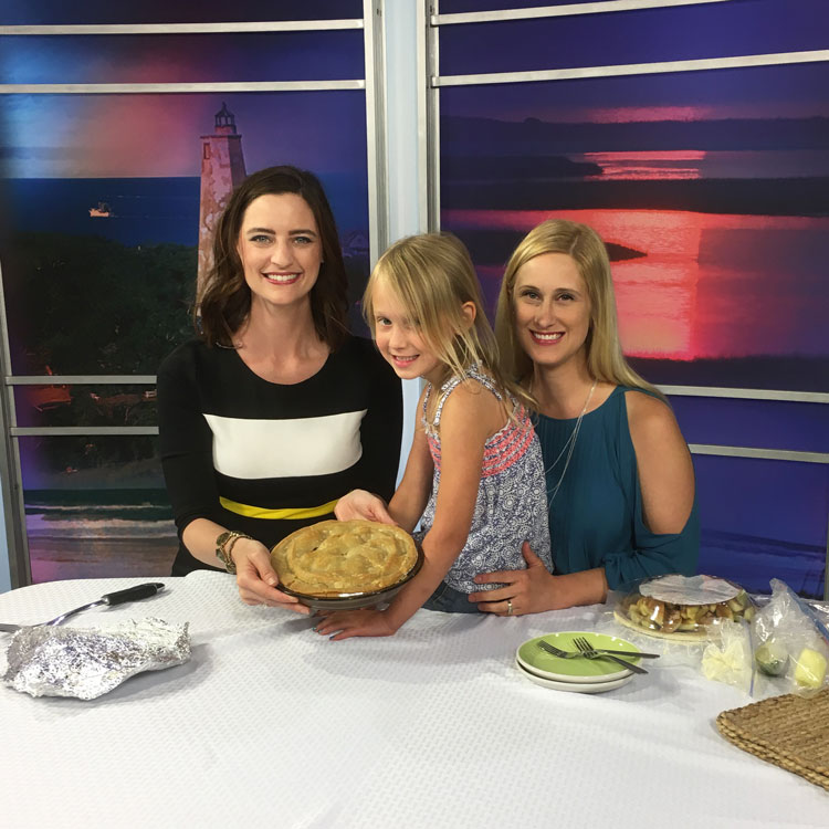 Gluten-Free Apple Pie AND a Guest Appearance on NBC
