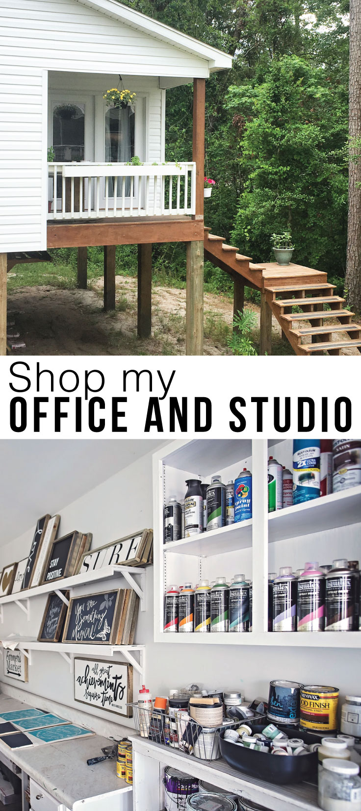 Shop my office and studio for my favorite list of supplies and tools that I love to use on a daily basis! Some of items may even surprise you. See NOW!