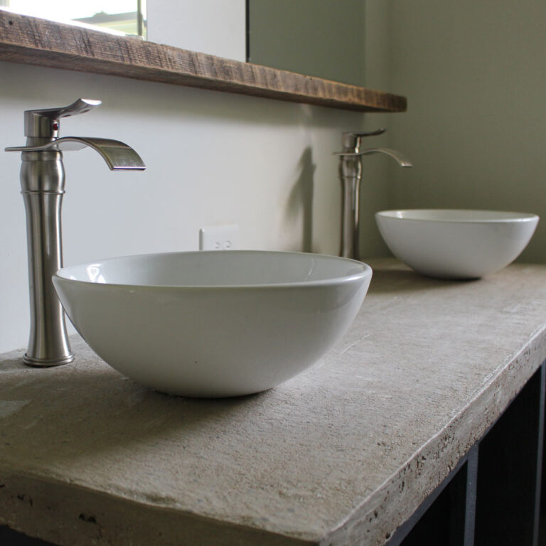 How to Quickly Seal a Concrete Countertop