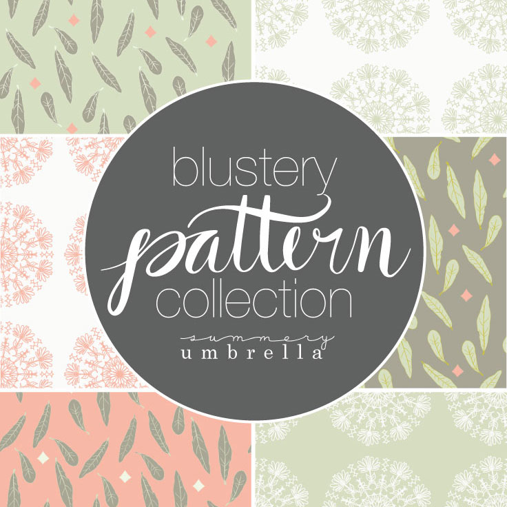 Blustery Pattern Collection for Your Fall Projects