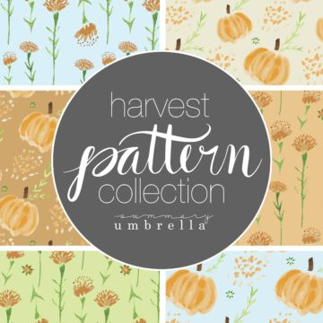 fall repeating patterns