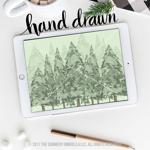 Hand Drawn Printables
