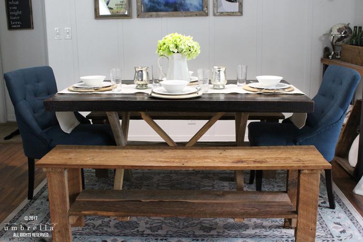 hydrangea flower table arrangement